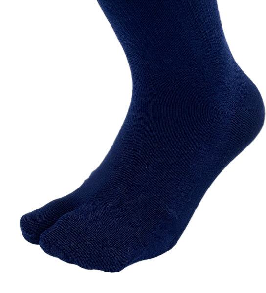 Taping-Socks - Hallux valgus 39/40 blau korrigierend