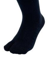 Taping-Socks - Hallux valgus 41/42 schwarz korrigierend