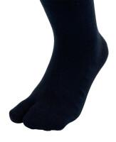 Taping-Socks - Hallux valgus 45/46 schwarz korrigierend